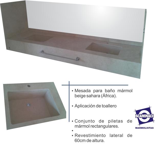 Bachas Para Baño Santa Fe: el 12 de septiembre de 2013 Conjunto de piletas y mesada para baño