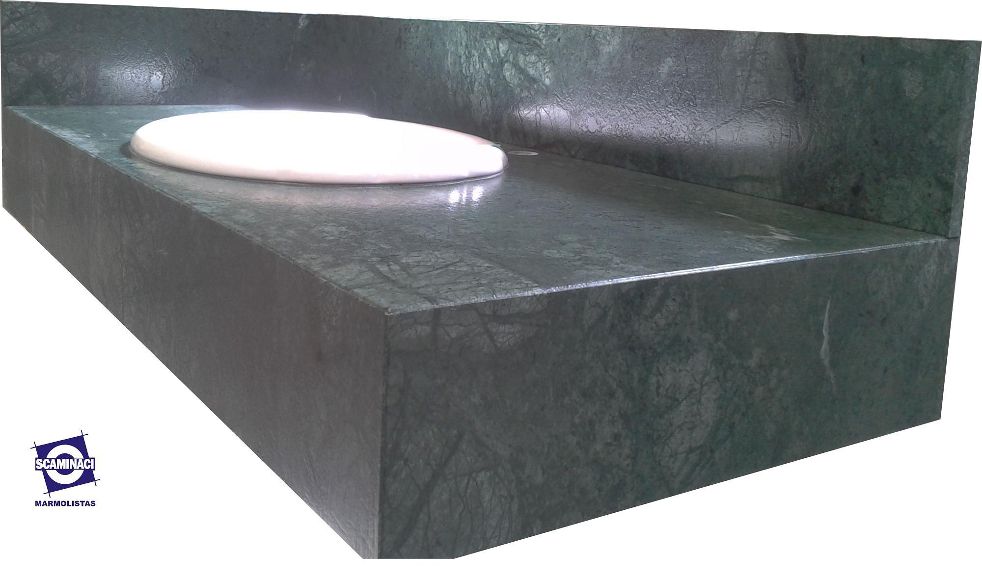 Bachas Para Baño Santa Fe:21 de noviembre de 2013 Mesada para baño Verde oriental anticato